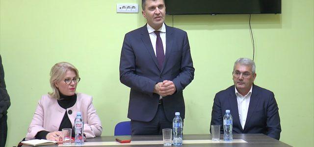 Ministar Đorđević posetio Titel
