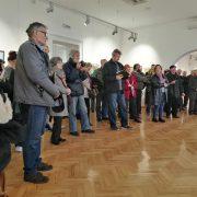 Izložba 20. smotre likovnih umetnika amatera Vojvodine