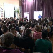 """""""Ukradena bezbednost"""", predavanje za decu i roditelje"""