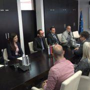 Saradnja na svim poljima! Slovenci u poseti Sremskoj Mitrovici