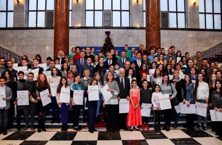 Nagrade talentima za vrhunske rezultate u nauci, tehnici, umetnosti