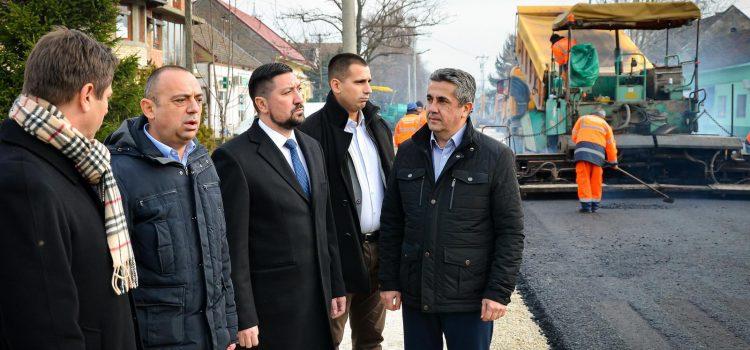 Kompletna obnova saobraćajnice u Beški