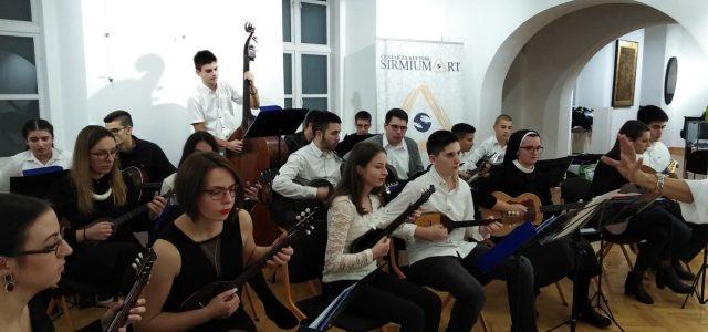 """Godišnji koncert Tamburaškog orkestra """"Srem"""""""