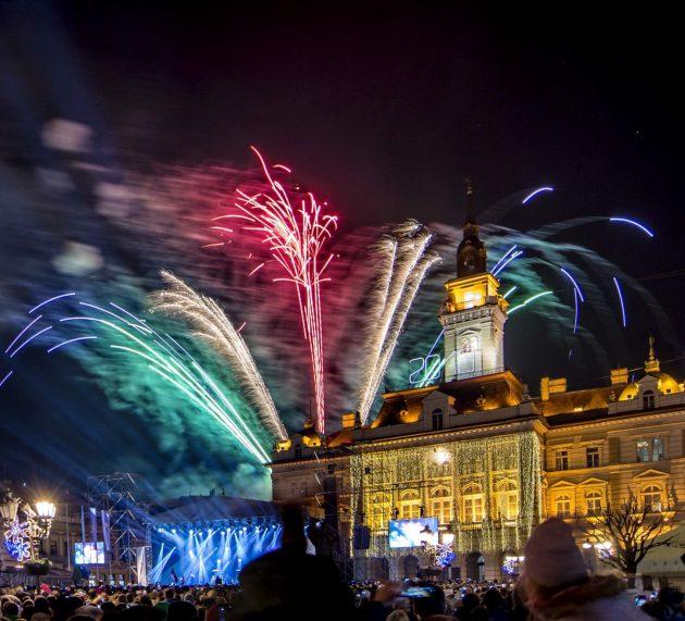 Kako se slavilo u Novom Sadu