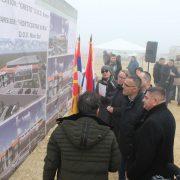 """Položen kamen temeljac logističkog centra kompanije """"Gresto"""" u Rumi: Nove investicije, nova radna mesta"""