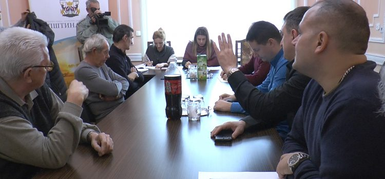 Održana sednica Opštinskog veća u Rumi