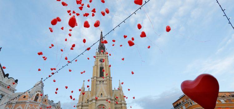 Otvoren Festival ljubavi u Novom Sadu