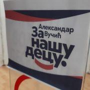 """Preko 1400 overenih potpisa podrške Koaliciji """"Aleksandar Vučić – za našu decu"""" u Rumi"""