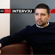"""Lazar Gojković prvi na listi SNS-a za Valjevo: """"Trudiću se da motivišem mlade ljude da OSTANU U SVOM GRADU!"""""""