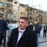 U rumskoj opštini postavljene cisterne sa besplatnim dezinfekcionim sredstvom