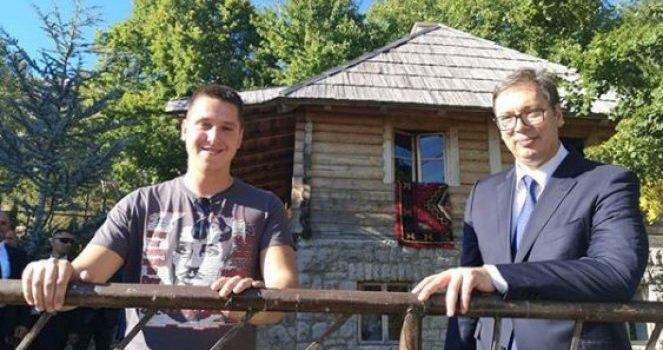 Vučićev sin Danilo oboleo od korone! Primljen na Infektivnu kliniku u Beogradu