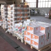 Podeljeni humanitarni paketi članovima Udruženja ratnih vojnih invalida