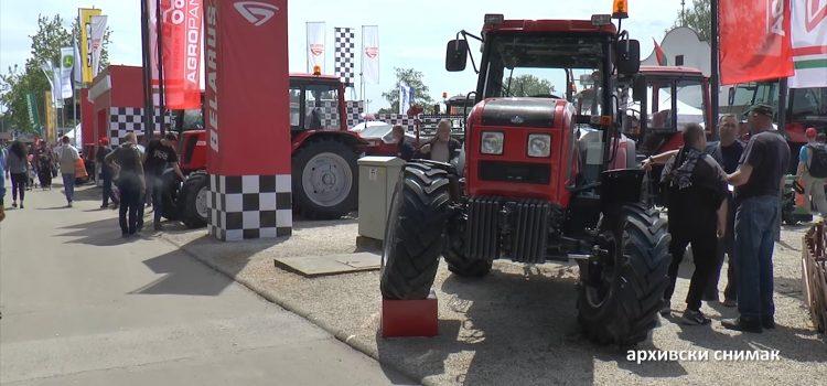 Međunarodni poljoprivredni sajam u Novom Sadu zakazan za septembar