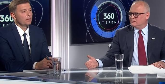 SNS IMA VIŠESTRUKO VEĆE POVERENJE GRAĐANA: Vesić odbrusio Zelenoviću, on se branio slabim argumentima (VIDEO)