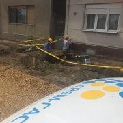 Srem-Gas: Pušten gas za stanovnike Mačvanskog keja