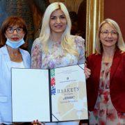 """Dodeljeno tradicionalno priznanje  """"Kapija uspeha"""" najboljima u turizmu i ugostiteljstvu"""