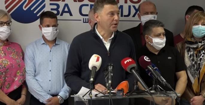 U Šapcu nove malverzacije: Zelenović preko GIK-a hoće da pokrade izbore i sačuva vlast!