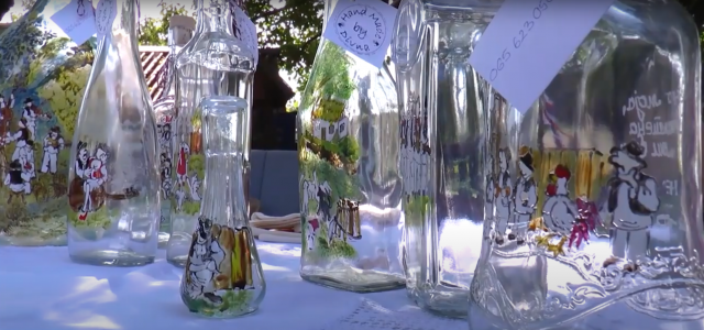 Divna Ergelašević – Blagodet seoskog života pretočena u umetnička dela