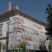 Sređuje se fasada i depo mitrovačke Galerije