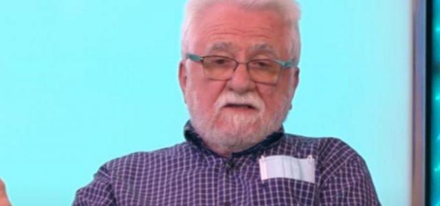 ĐILASOV STRUČNJAK BEZ LICENCE: Radovanović prvi za pljuvanje kolega, ali kad Srbiji treba pomoć OKREĆE GLAVU