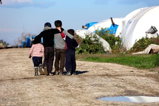 MIGRANTSKA KRIZA – Najsurovija strana migracije
