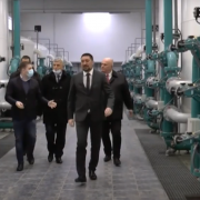 Pokrajinski sekretar za poljoprivredu, vodoprivredu i šumarstvo Čedomir Božić u poseti Inđiji (VIDEO)