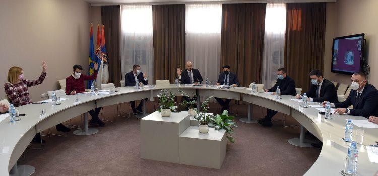 Sastanak predsedništva Poslaničke grupe prijateljstva i saradnje sa Narodnom skupštinom Republike Srpske