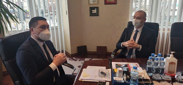 Pokrajinski sekretar dr Nenad Ivanišević posetio Inđiju (VIDEO)