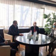 Ministarka pravde u Sremskoj Mitrovici