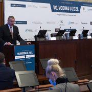 """Mirović otvorio konferenciju """"Vojvodina u 2021"""""""