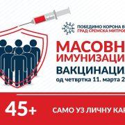 U Mitrovici do sada vakcinisano više od 16 hiljada ljudi (VIDEO)