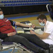 Akcija dobrovoljnog davanja krvi u Rumi
