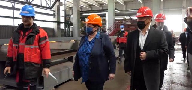 Ministarka privrede u poseti Mitrovici (VIDEO)