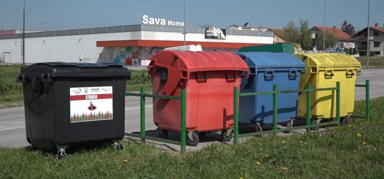 U Sremskoj Mitrovici 30 novih kontejnera za staklo
