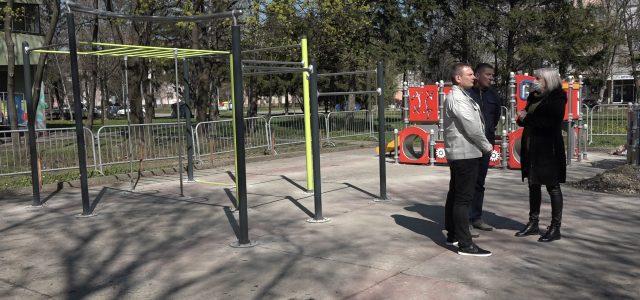 Naselje Matija Hudji dobija moderno igralište za decu (VIDEO)