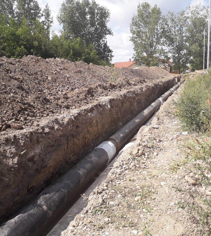 JKP Toplifikacija Sremska Mitrovica: Menja se deo magistralnog toplovoda