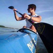 Ruma: Mini kajak liga Srbije na jezeru Borkovac