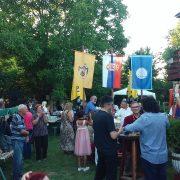 Krčedin: Otvorena deveta Međunarodna umetnička kolonija