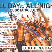 Ruma: Nezaboravan vikend na bazenu Borkovac