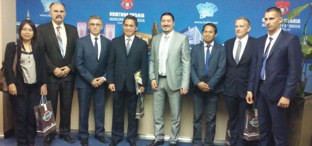 Ambasador Indonezije posetio Opštinu Inđija