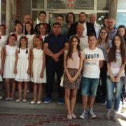 Stara Pazova: Deca putuju na Krf