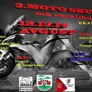 Sremska Mitrovica: Moto skup od 12. do 14. avgusta