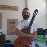 Umetnik iz Sremske Mitrovice Vuk Muškinja: Od umetnosti može da se živi