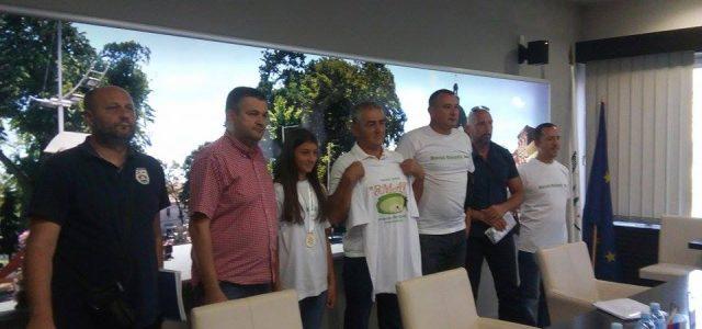 Sremska Mitrovica: Natalija Pejakovic osvojila zlatnu medalju na Sportskim igrama mladih