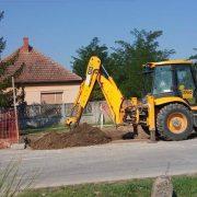 Sremska Mitrovica: Uskoro završetak radovi na kanalizacionoj mreži u Maloj Bosni