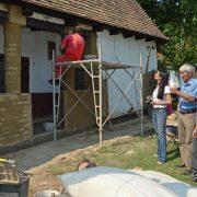 Pećinci: Pri kraju trogodišnji projekat obnove Aksentijevog kućerka