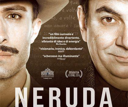 """Bačka Palanka: U Gradskom bioskopu igrani film """"Neruda"""""""
