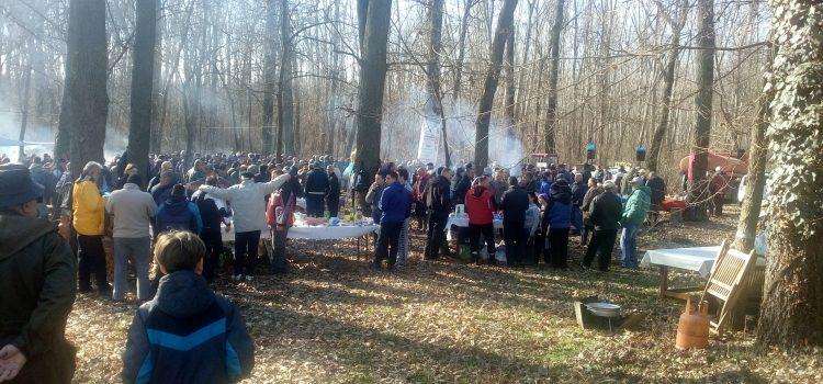 Bačka Palanka: Održan 56. Festival domaćih  kobasica, kulena i slanine