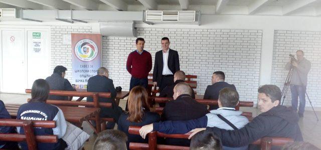 Državni sekretar Predrag Peruničić posetio Bačku Palanku