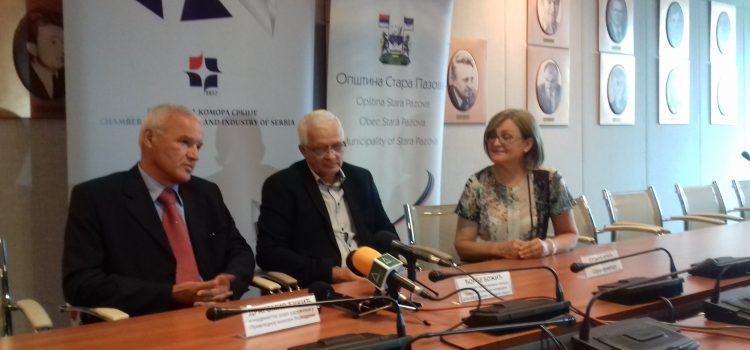 Najavna konferencija za Regionalni sajam privrede u Staroj Pazovi
